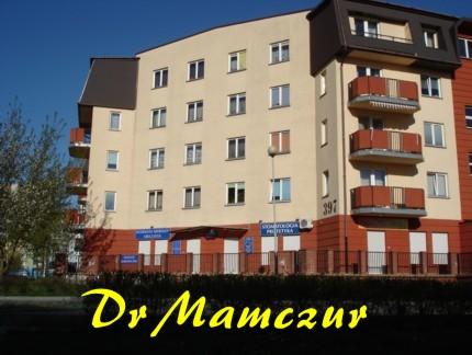 Dr Mamczur Armii Krajowej 54